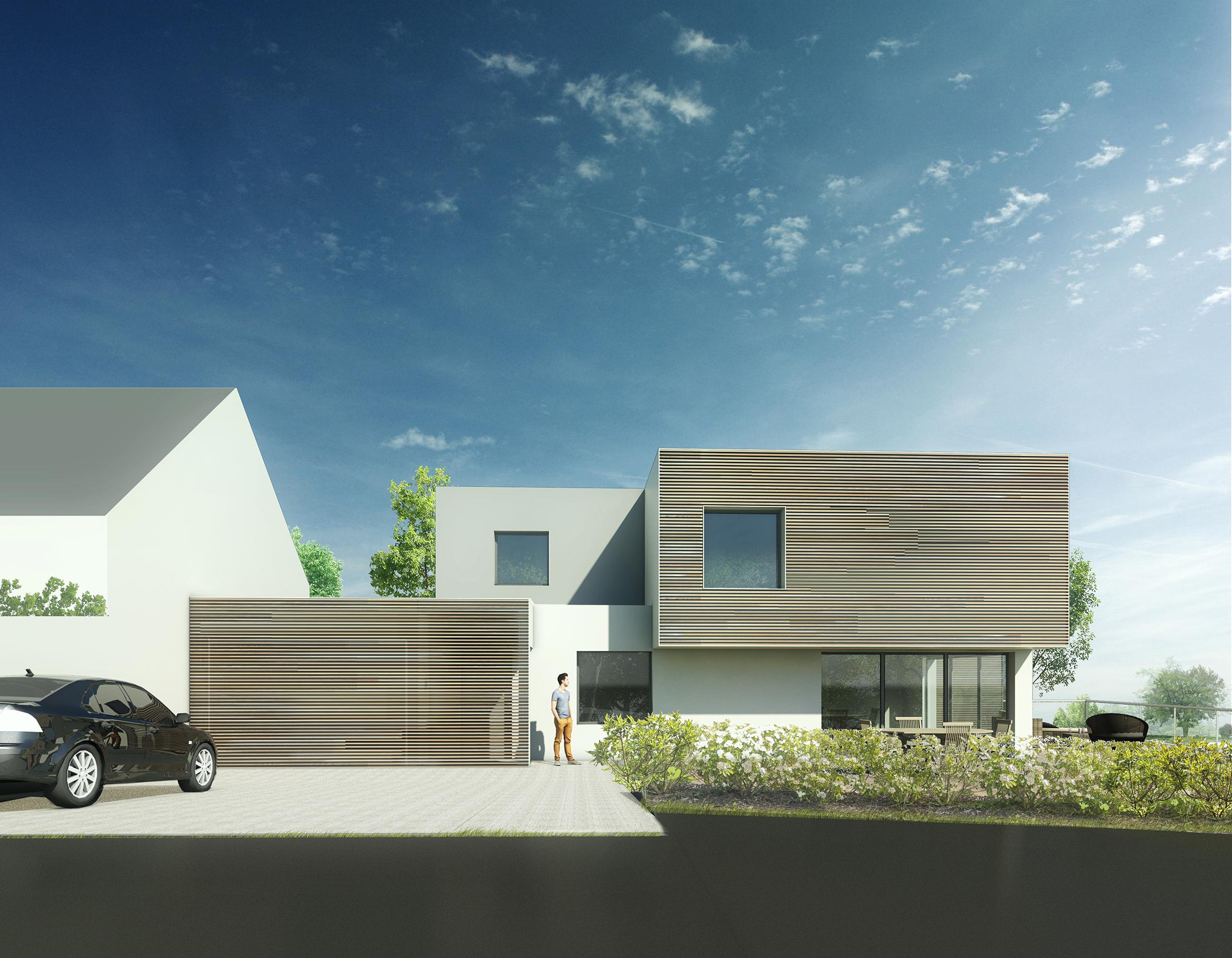 Jérôme JEGADO Architecte DPLG- Construction maison individuelle BBC RT 2012